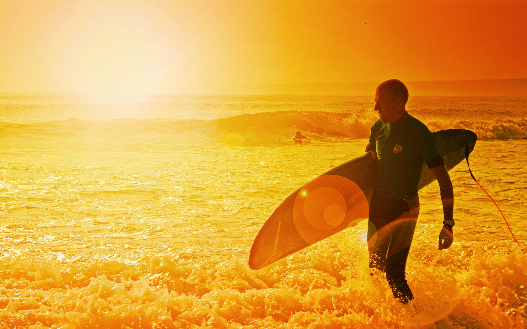 Huanchaco Surf - 1680x1050