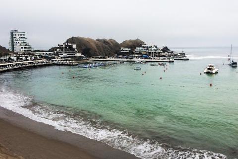 Playa Los Embajadores - Lima Sur - 480x320