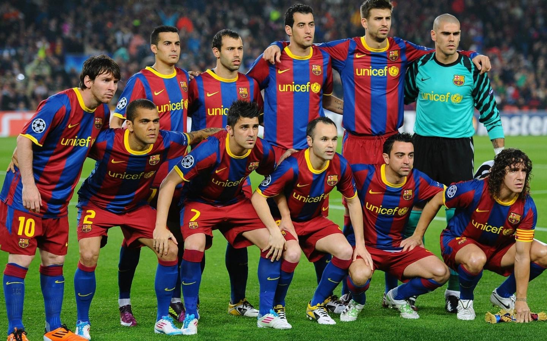 Selección del Barcelona 2015 - 1440x900