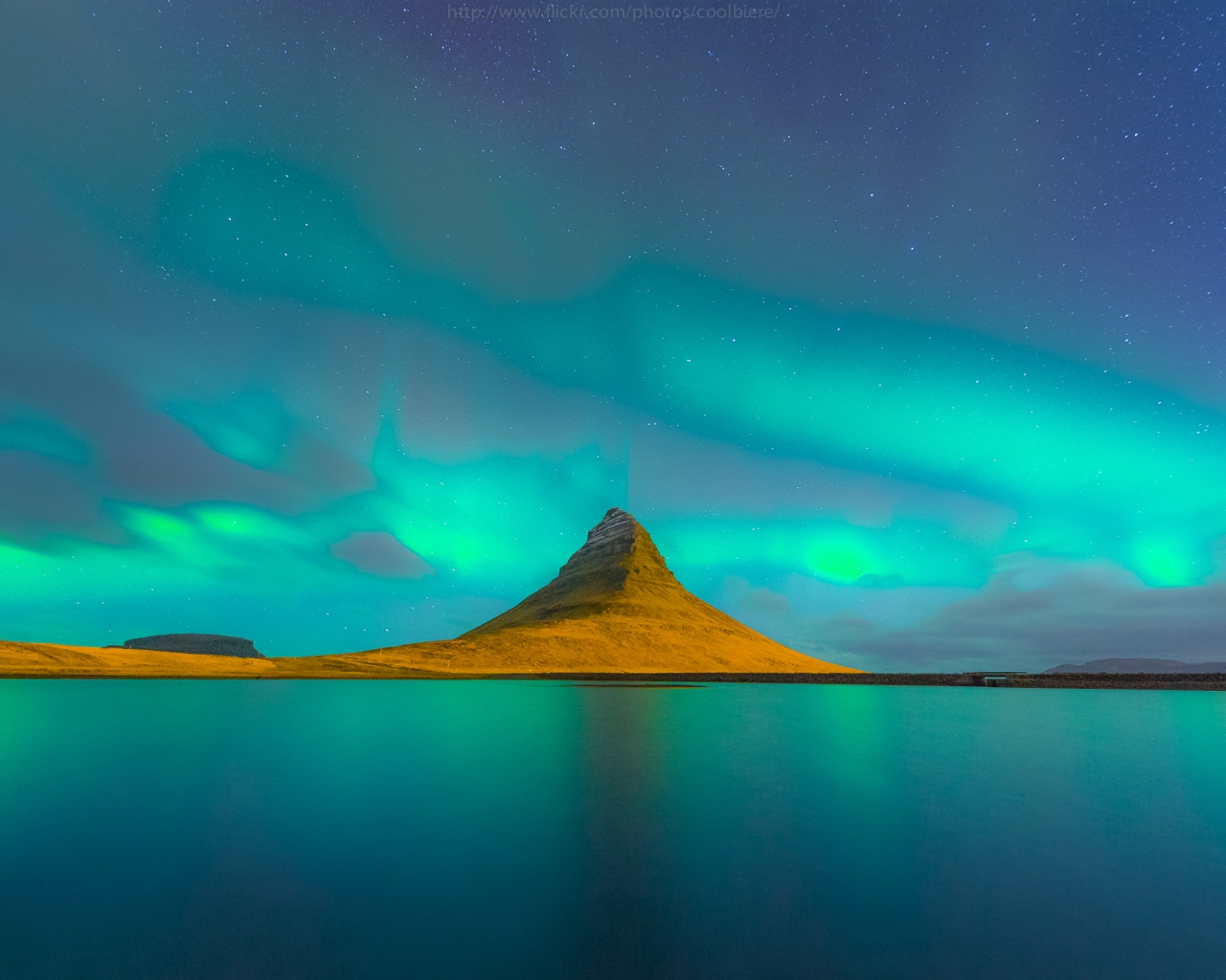 Un cielo espectacular - 1280x1024