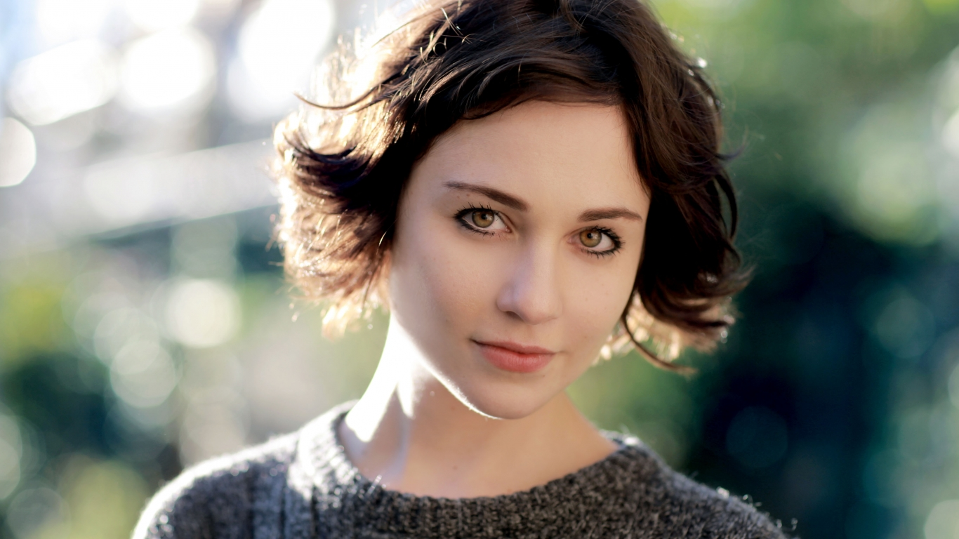 Actriz Tuppence Middleton - 1366x768
