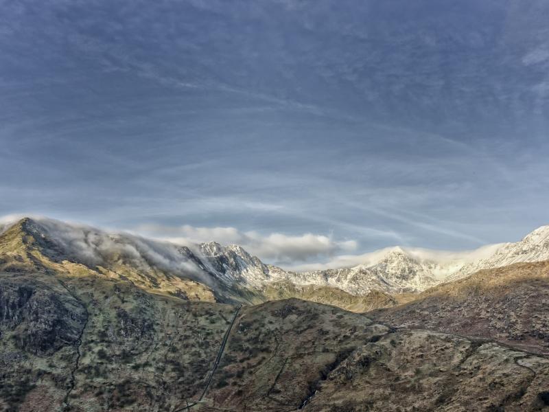 Fotografías de Snowdon - 800x600