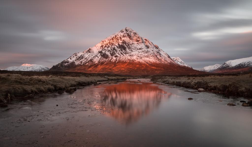 Montañas y lagos - 1024x600