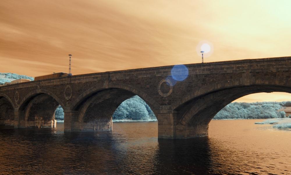 Puentes y puestas de sol - 1000x600