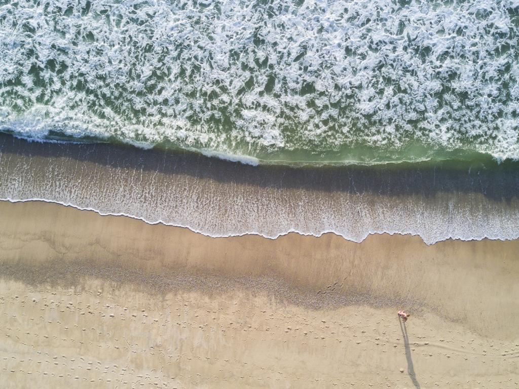 Vista de Playas de drones - 1024x768