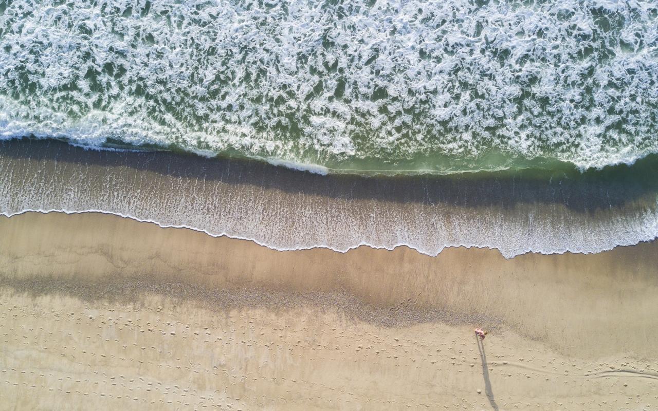 Vista de Playas de drones - 1280x800