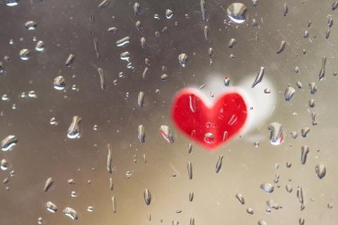 Corazones de San Valentín - 480x320