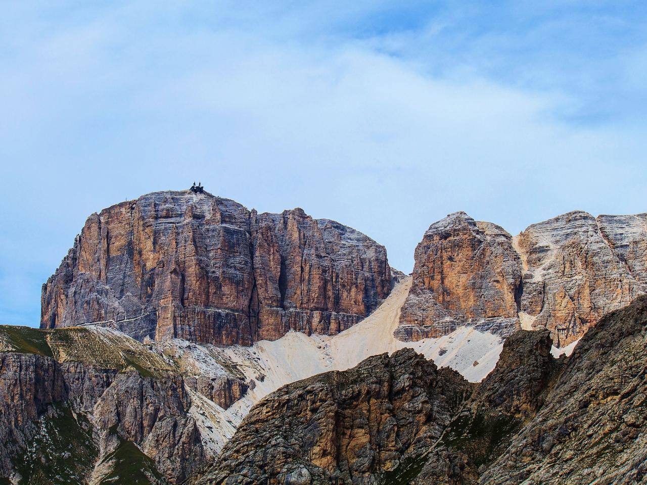 Grandes montañas - 1280x960