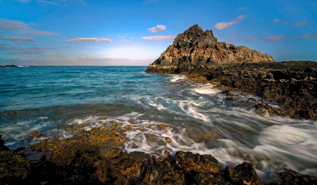 Isla de Lobos en España - 1024x600
