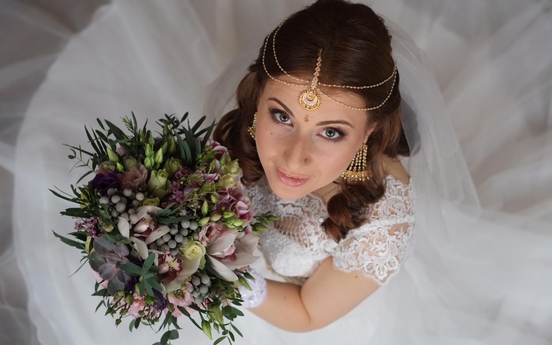 Peinados de novias - 1440x900