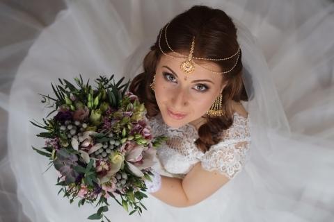Peinados de novias - 480x320