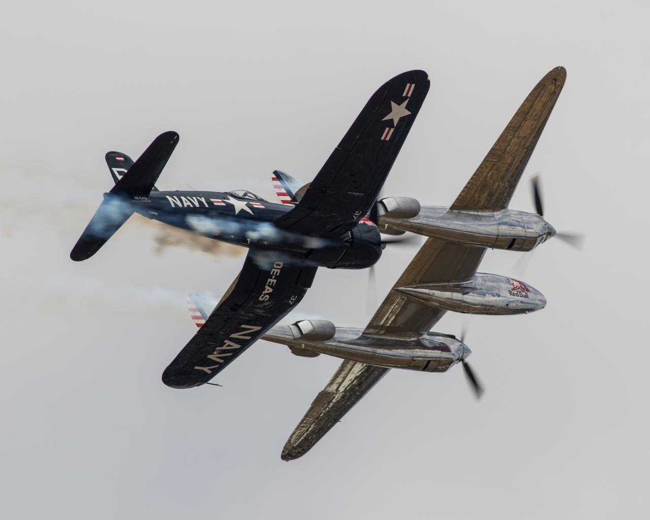Avionetas de Guerra - 1280x1024