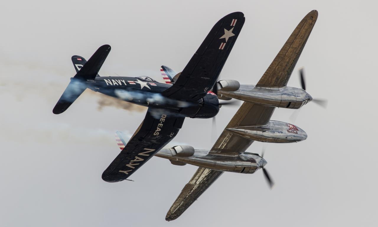 Avionetas de Guerra - 1280x768