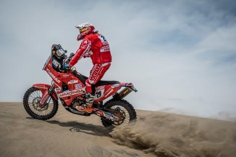 Dani Oliveras - Dakar 2018 - 480x320