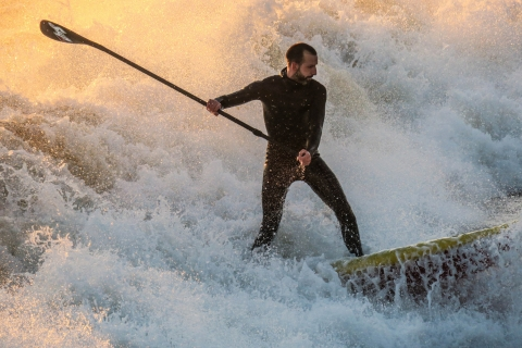 En las olas - 480x320