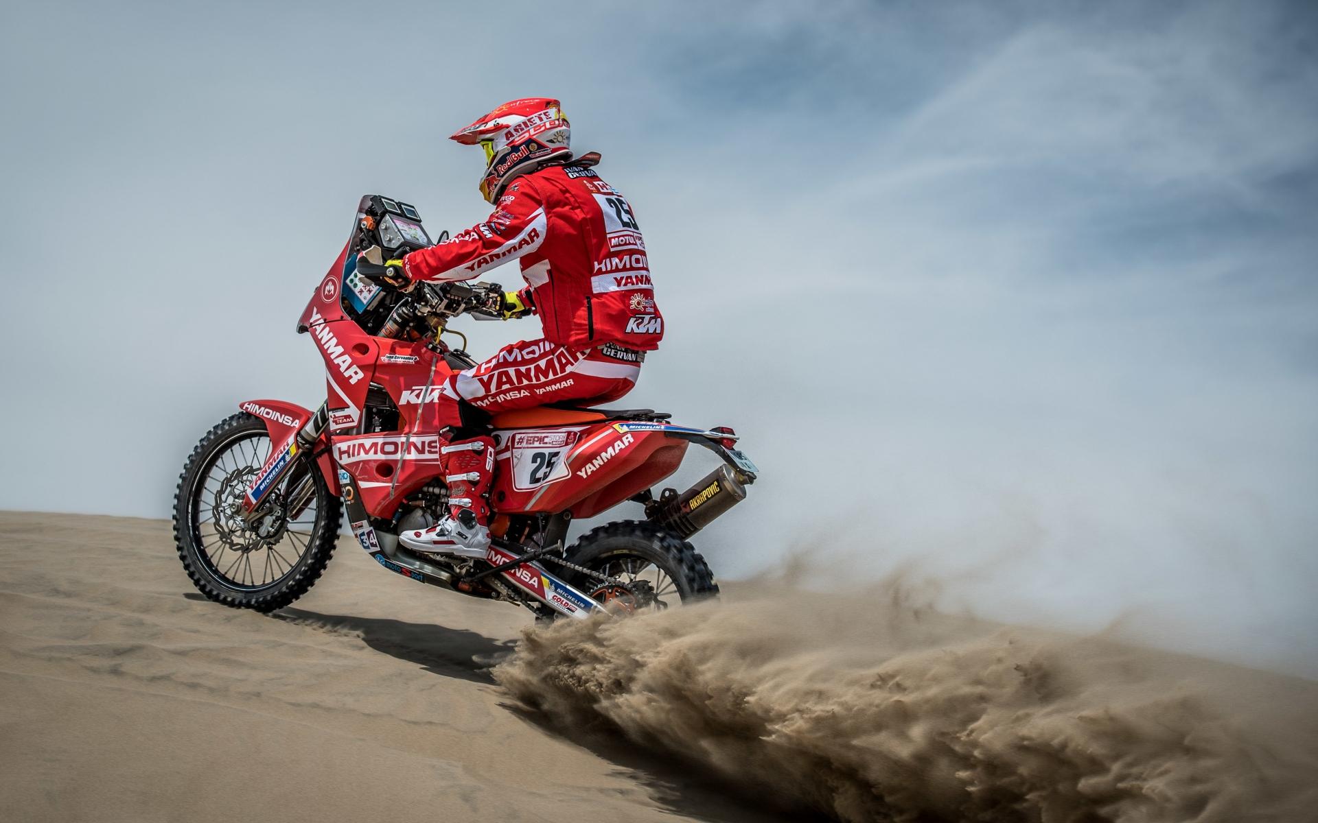 HIMOINSA Dakar 2018 - 1920x1200