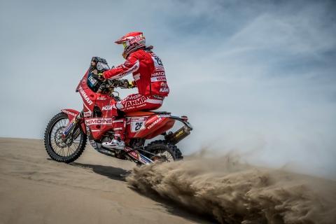 HIMOINSA Dakar 2018 - 480x320