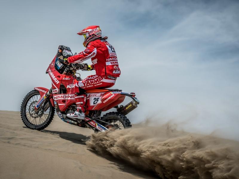 HIMOINSA Dakar 2018 - 800x600