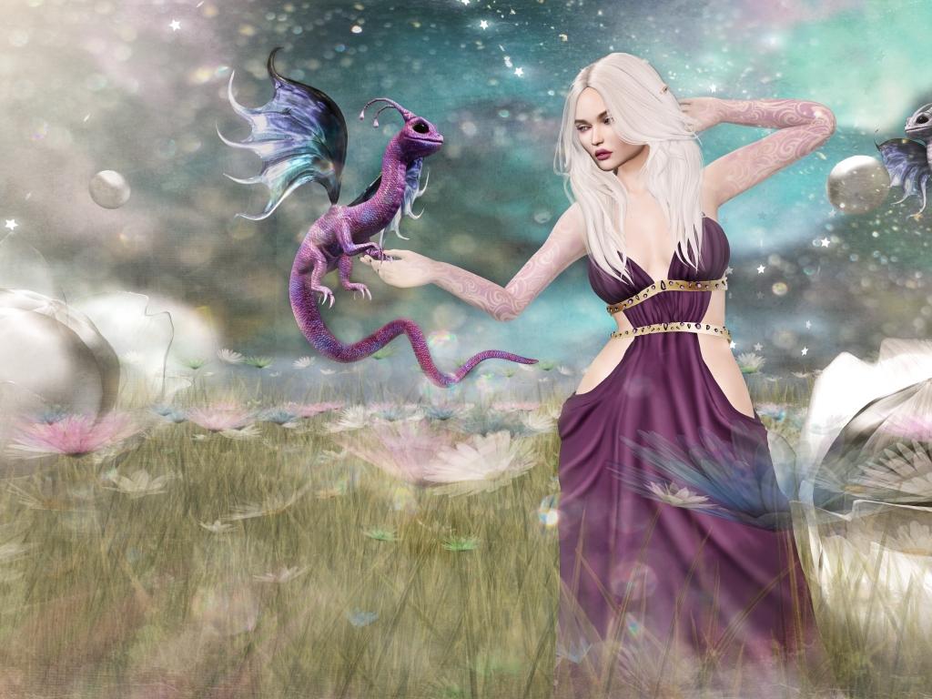 Juego de Tronos Fantasy - 1024x768