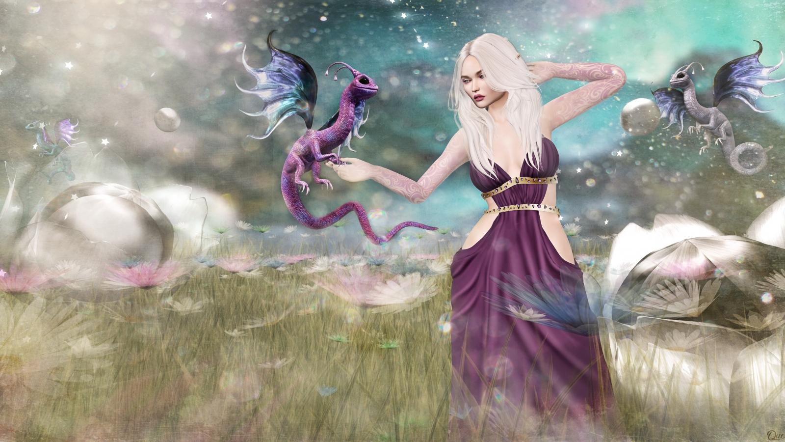 Juego de Tronos Fantasy - 1600x900