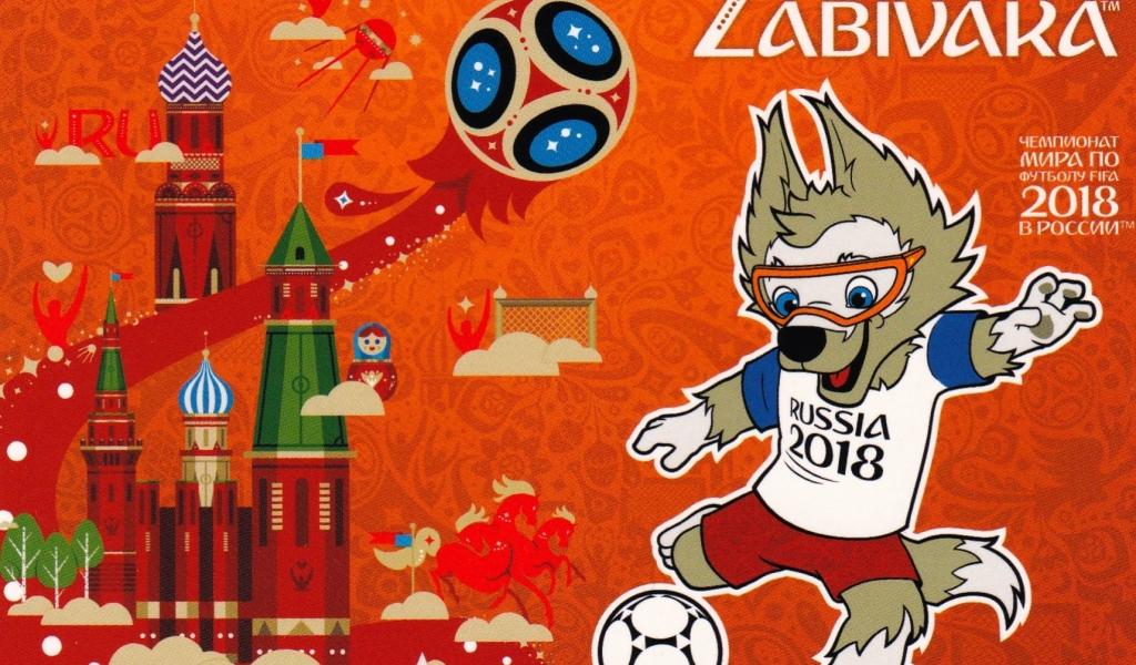 La Mascota del Mundial Rusia 2018 - 1024x600