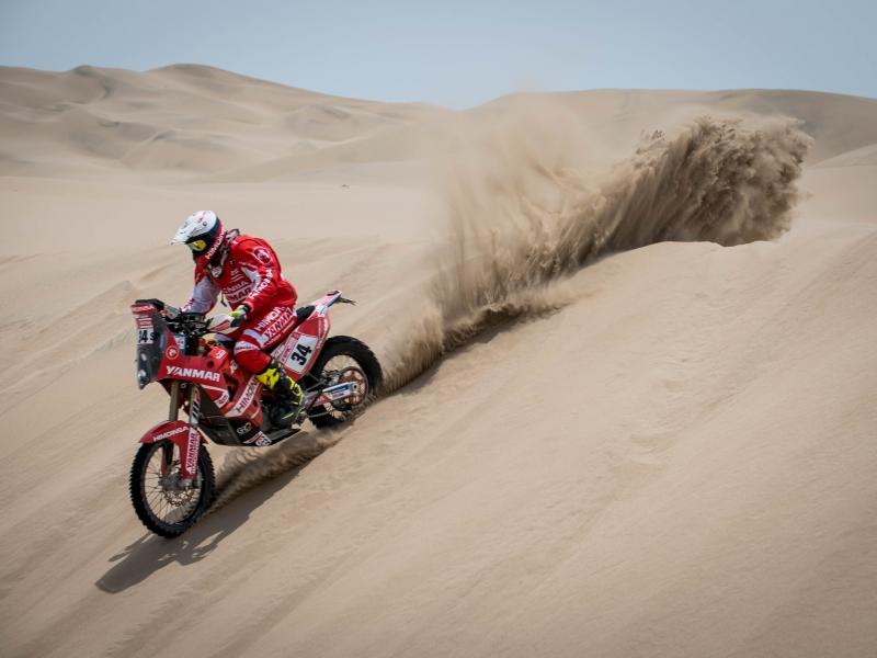 Marc Sola - Dakar 2018 - 800x600
