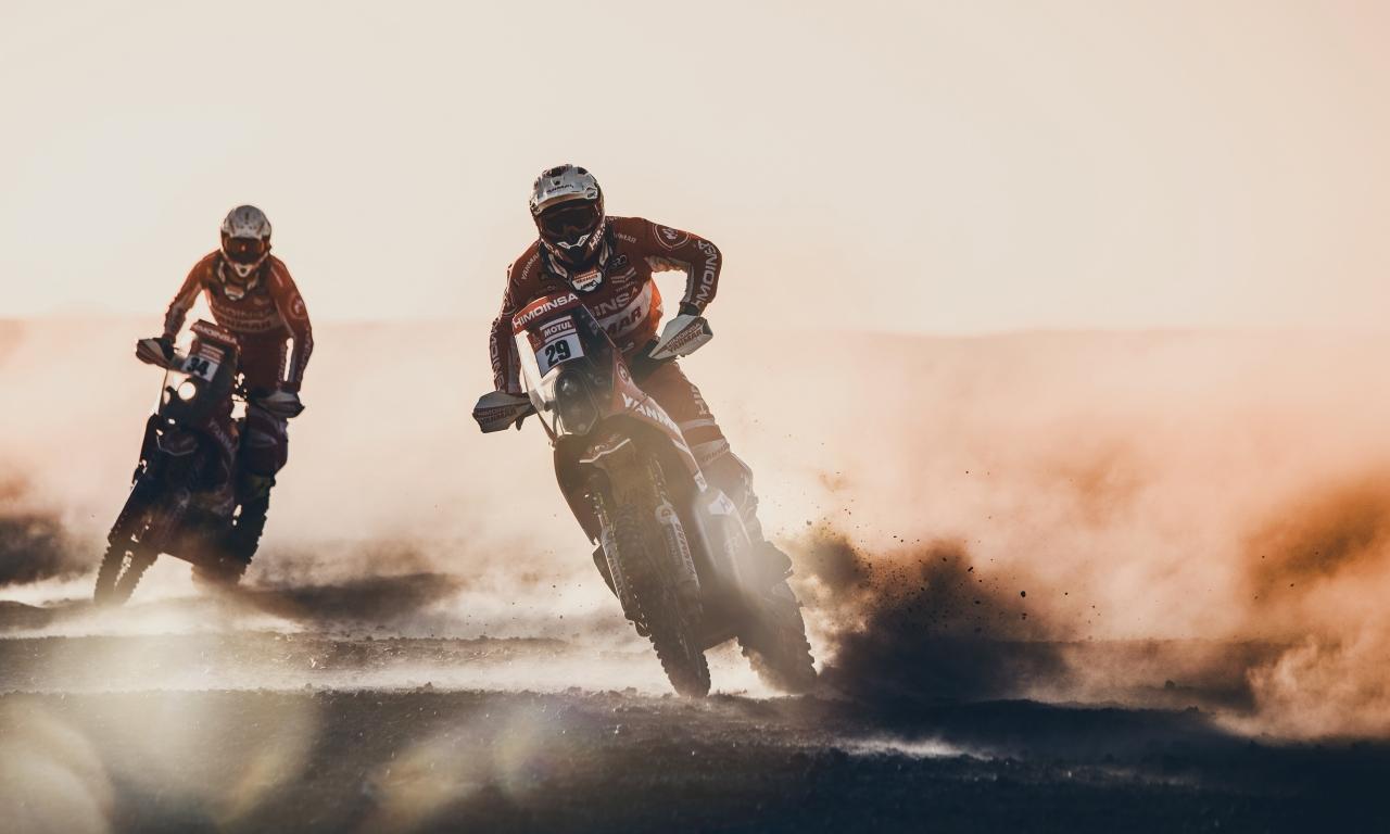 Motos en el Dakar 2018 - 1280x768