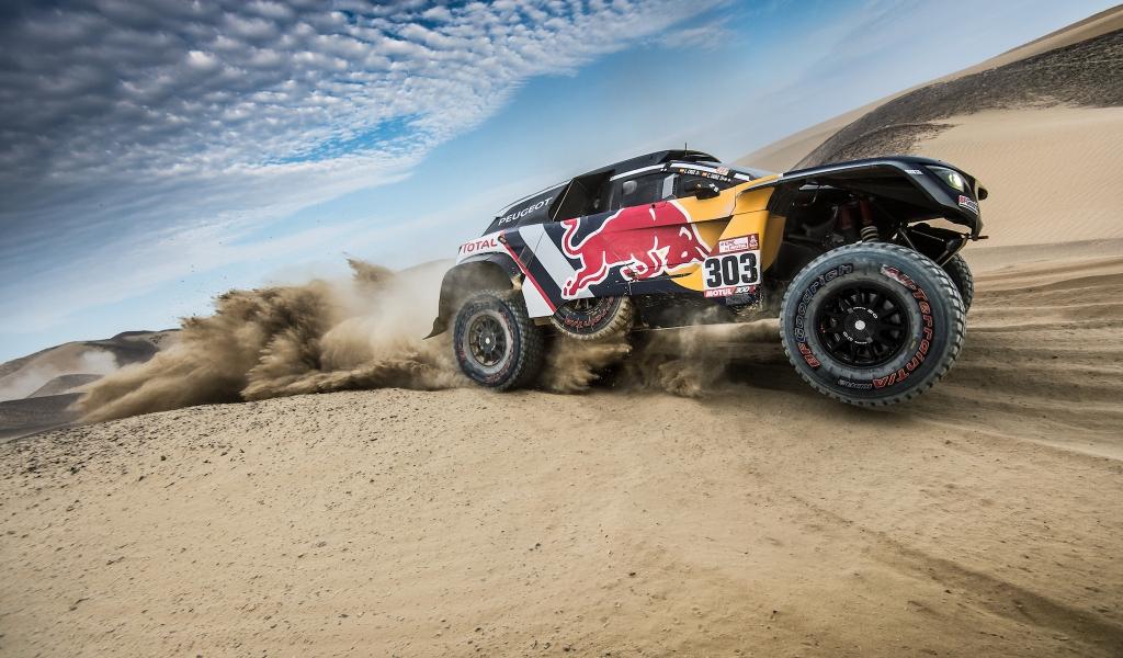 Peugeot en Dakar 2018 - 1024x600