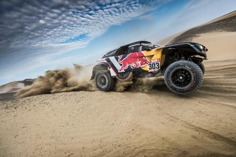 Peugeot en Dakar 2018 - 480x320