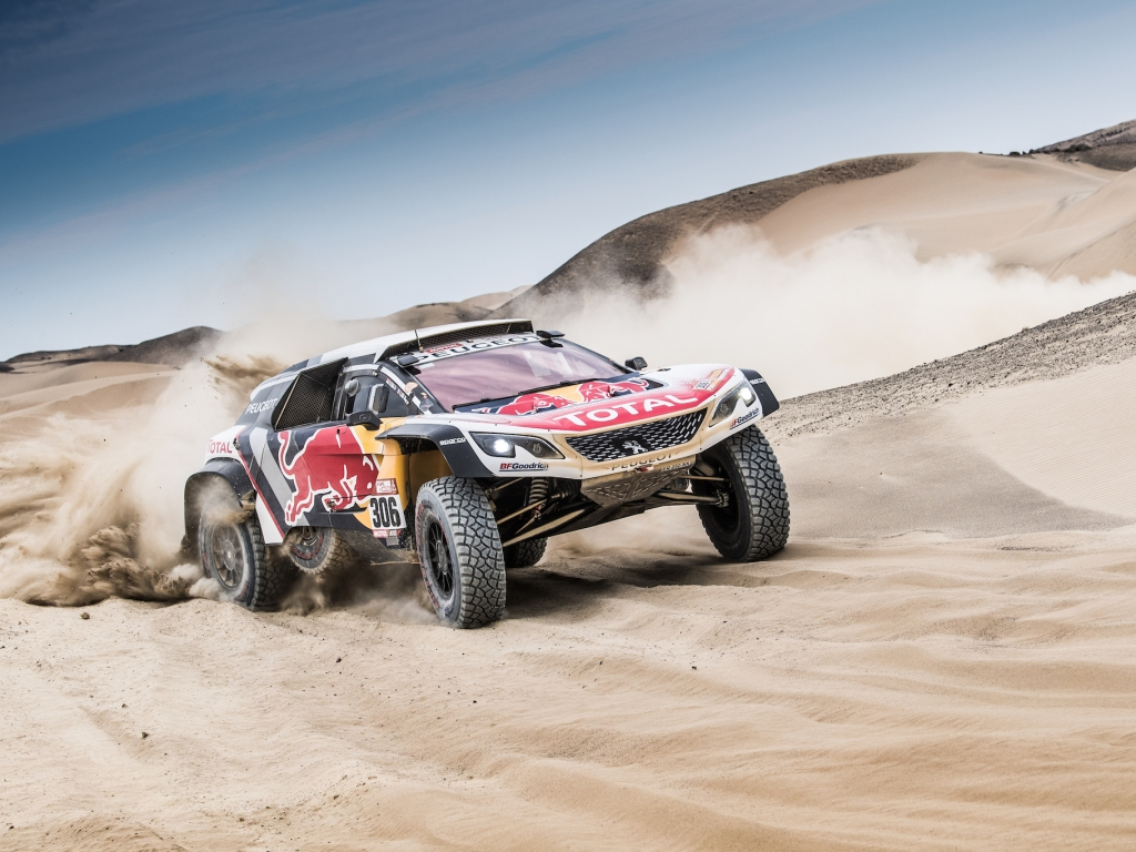 peugeot team dakar 2018 hd 1024x768 imagenes wallpapers gratis vehiculos autos fondos. Black Bedroom Furniture Sets. Home Design Ideas