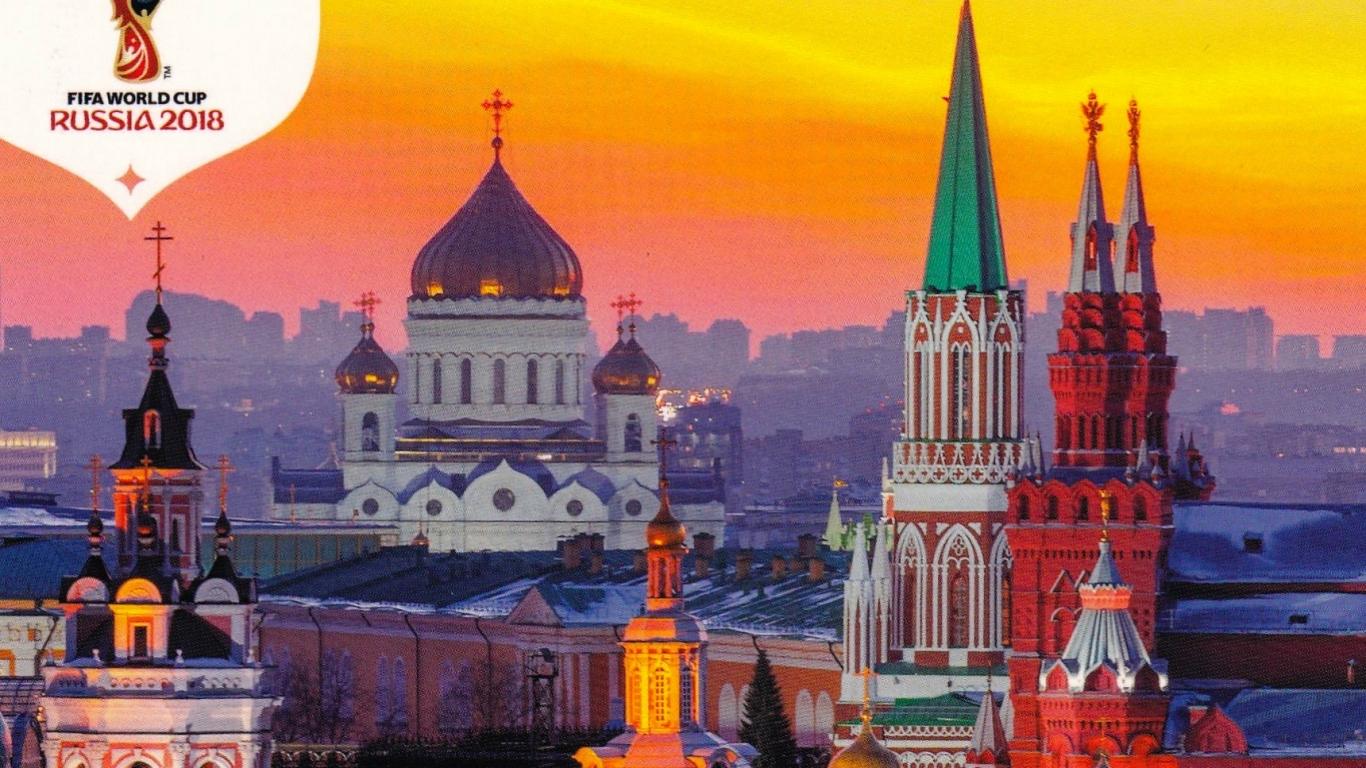 Rusia 2018 - 1366x768