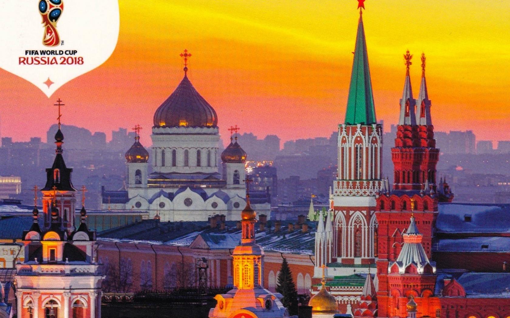 Rusia 2018 - 1680x1050