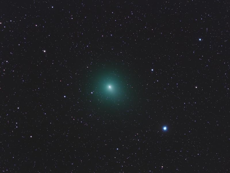Astros en el espacio - 800x600