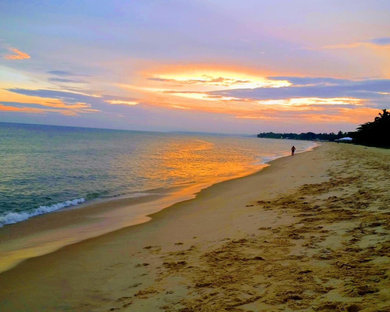 Playa de Porto Seguro - 1280x1024