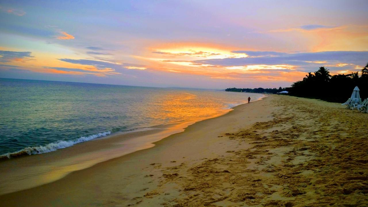 Playa de Porto Seguro - 1280x720