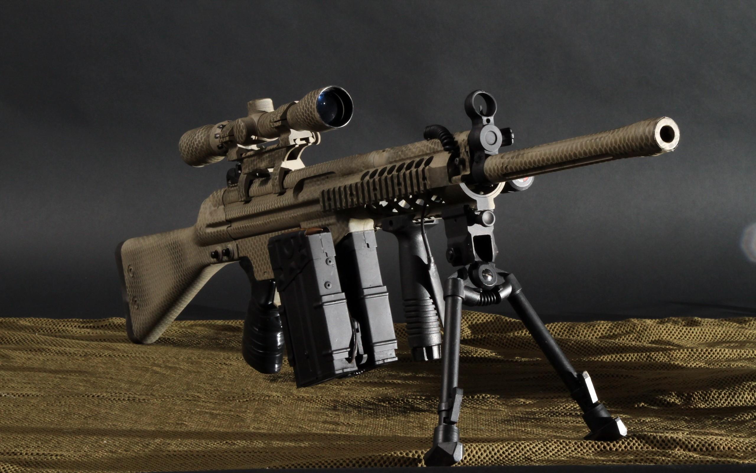 Rifle HK G3 - 2560x1600