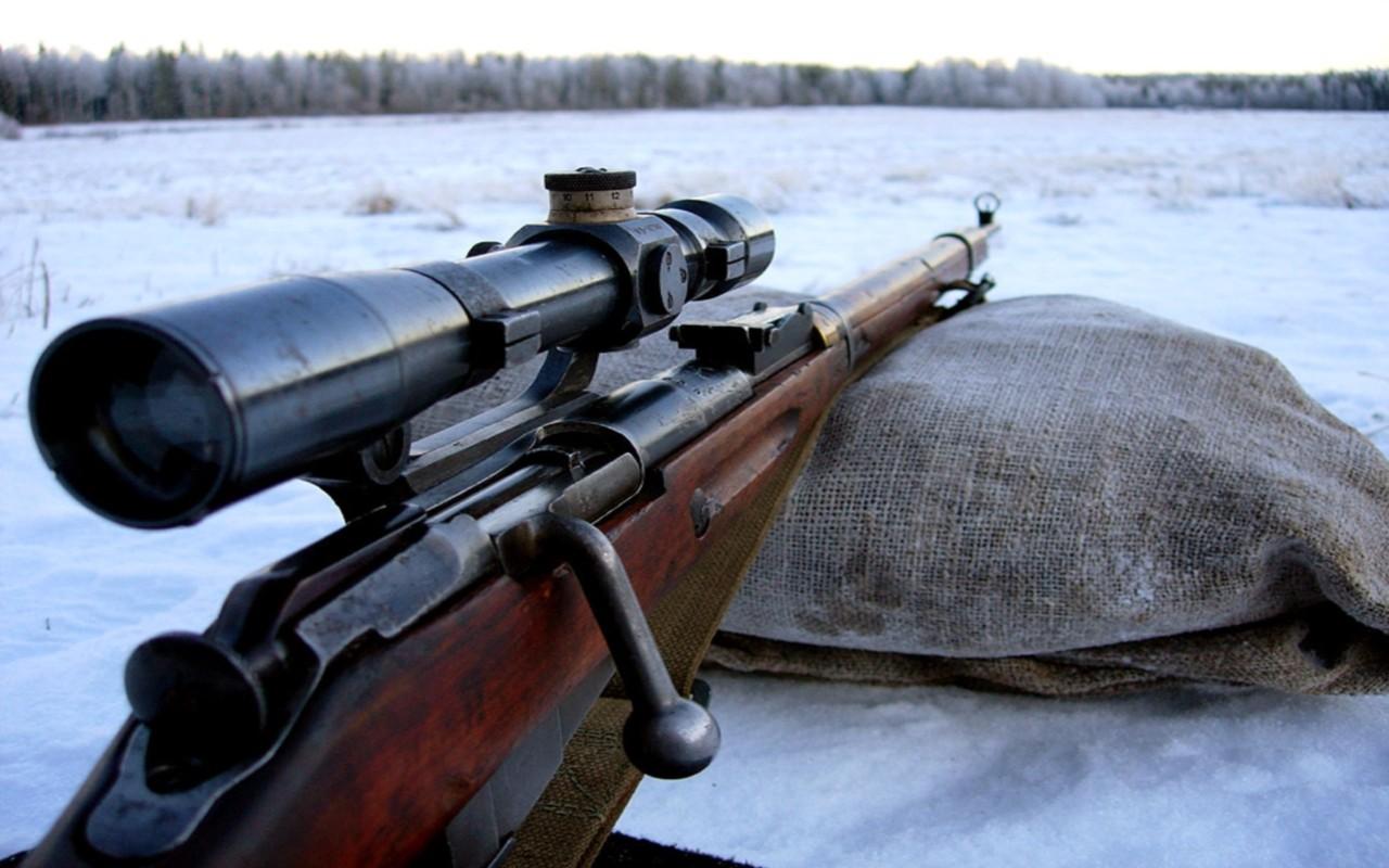 Rifles de cerrojo - 1280x800