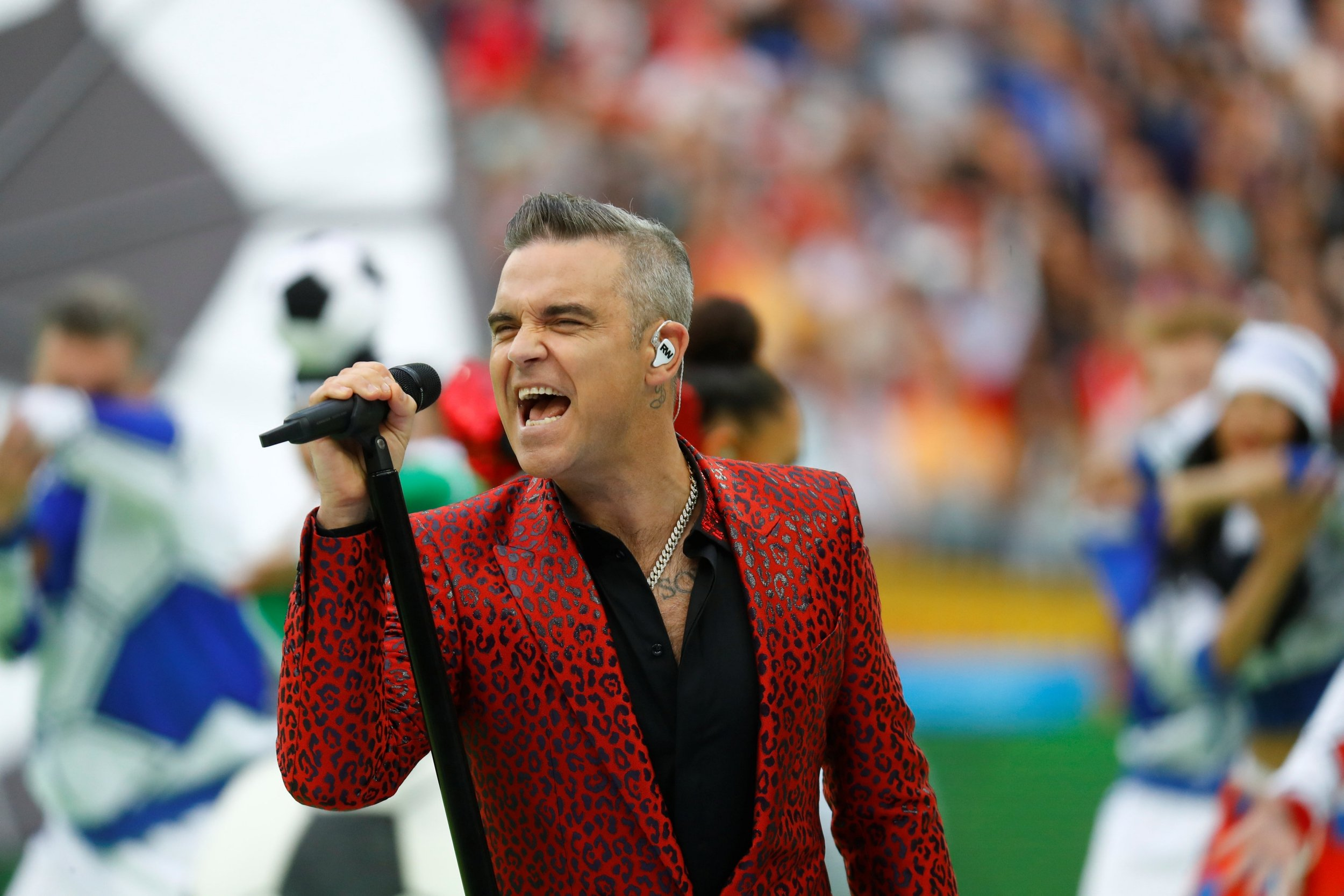 Robbie Williams en Rusia 2018 - 2500x1667