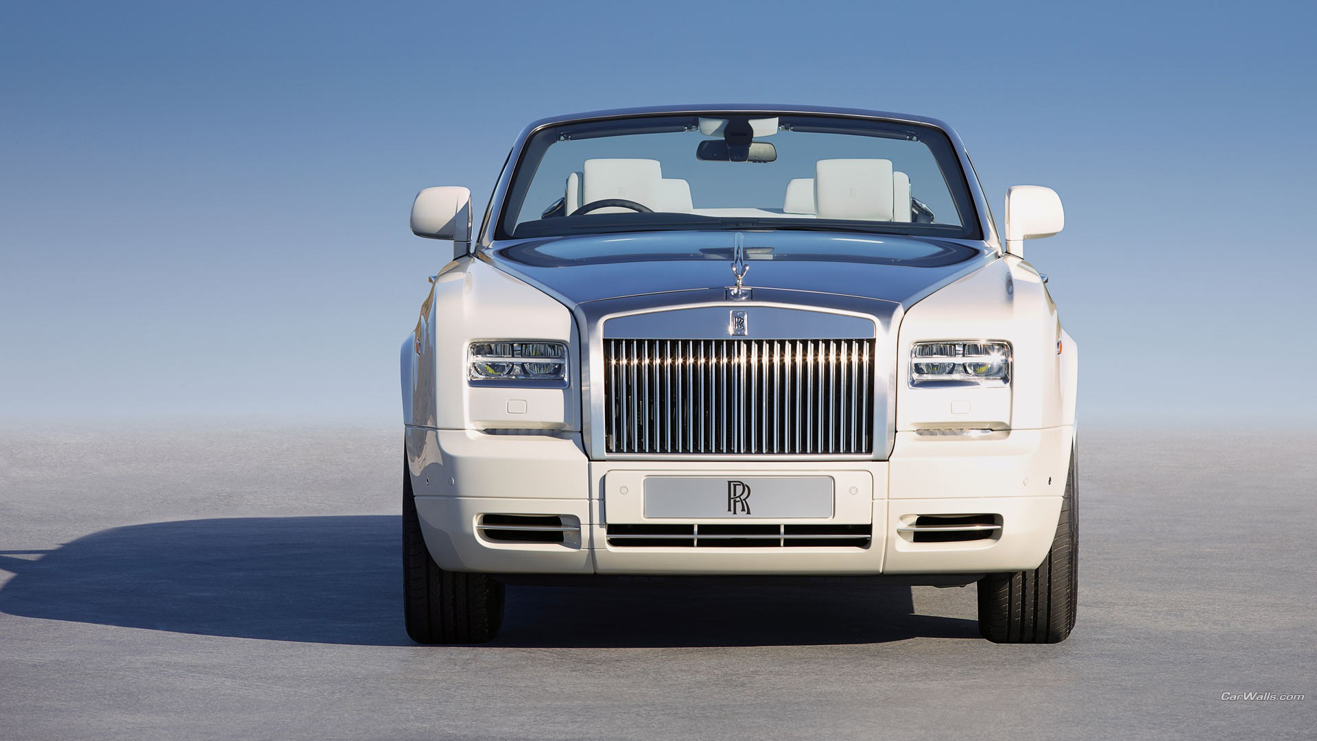 Rolls Royce Phantom - 1920x1080