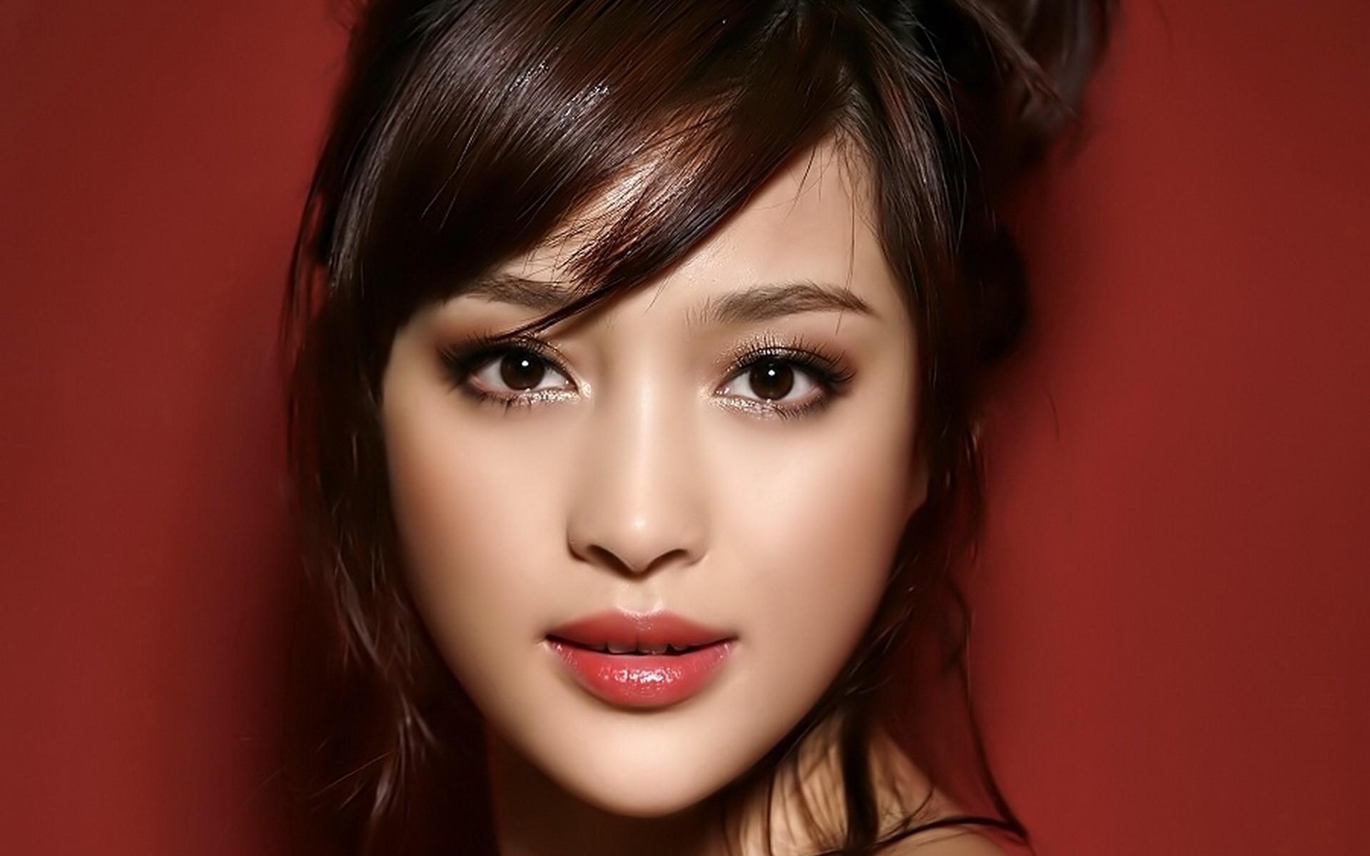 Resultado de imagen para rostro japonesas