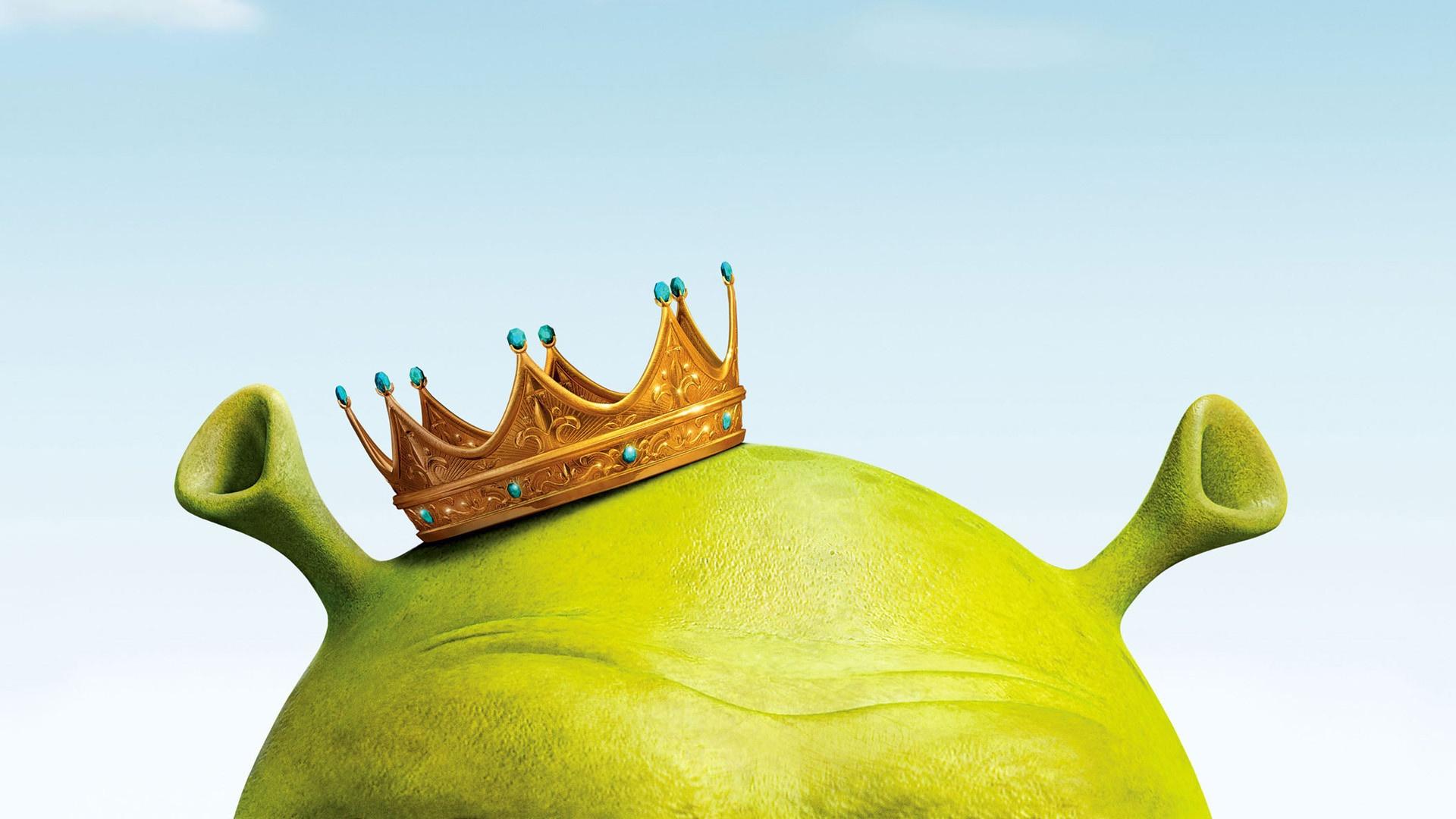 Shrek Tercero - 1920x1080
