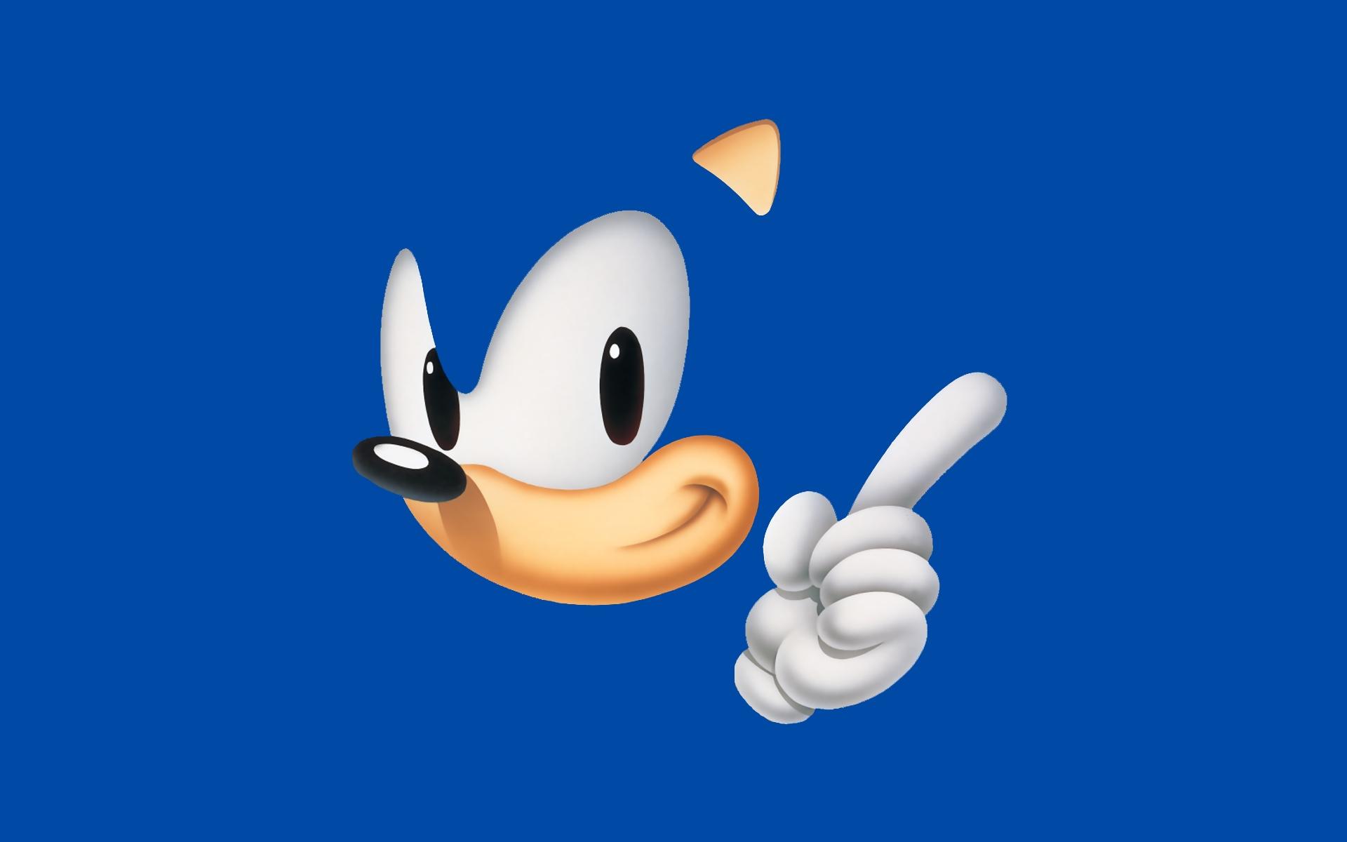 Sonic el erizo - 1920x1200
