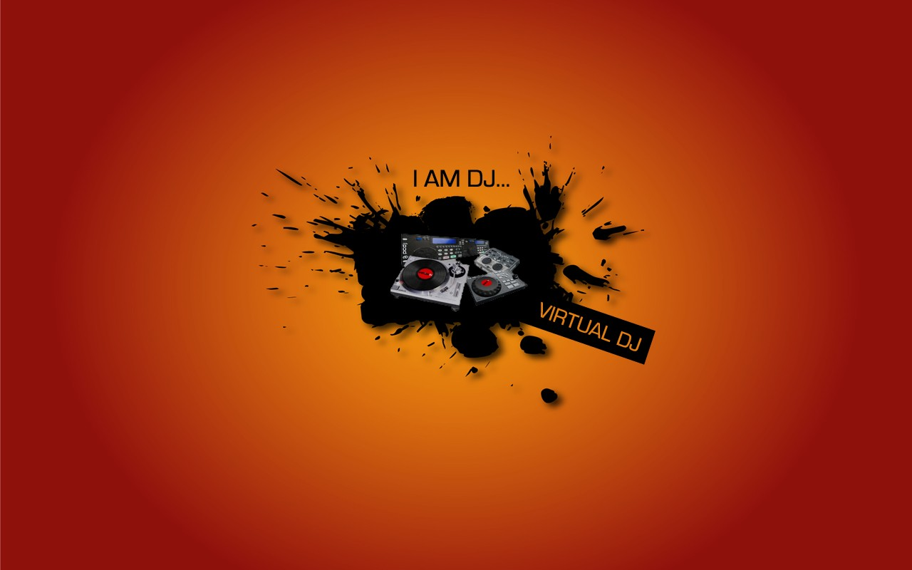 Soy Dj y uso Virtual DJ - 1280x800