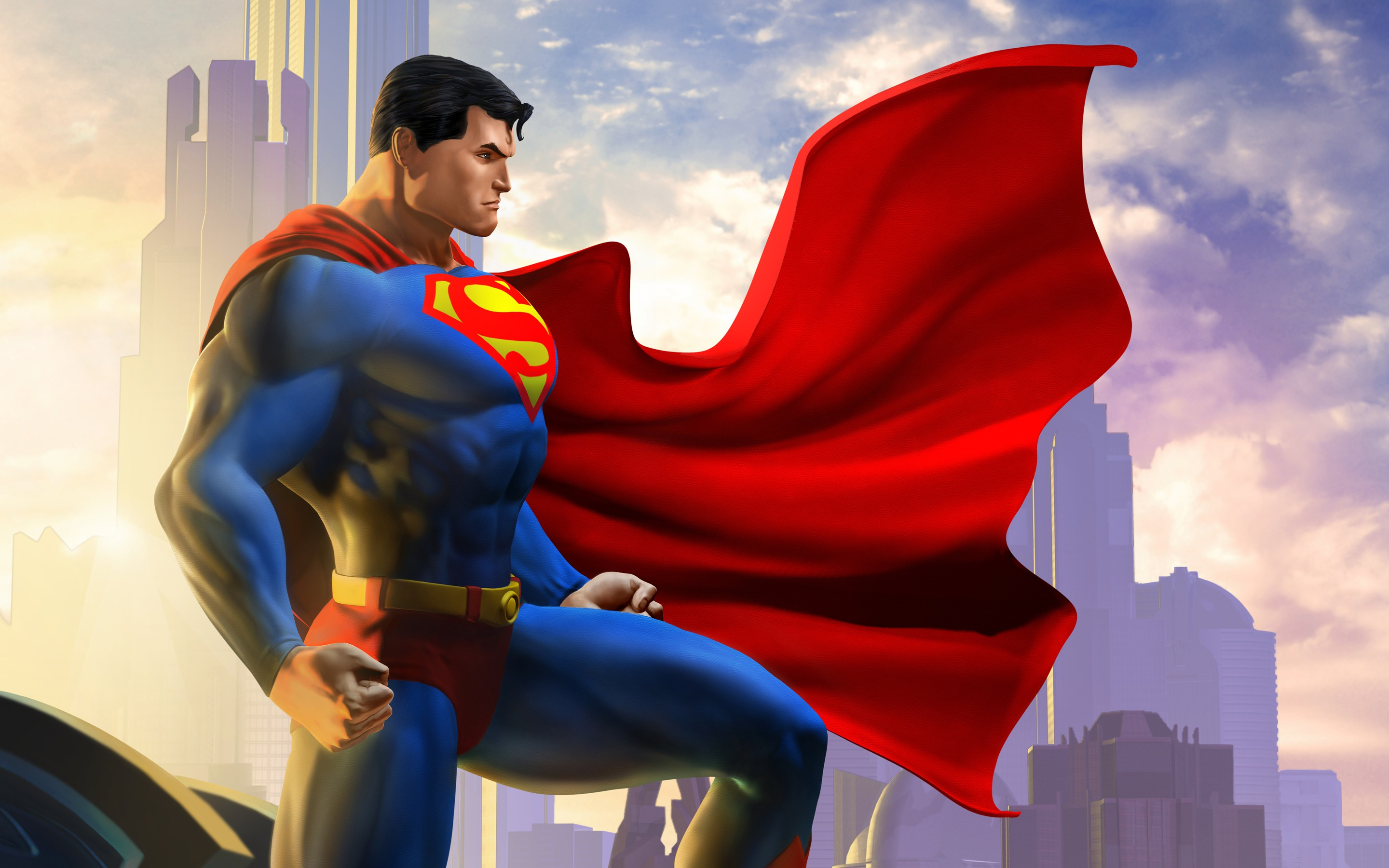 Superman de Comics - 2880x1800