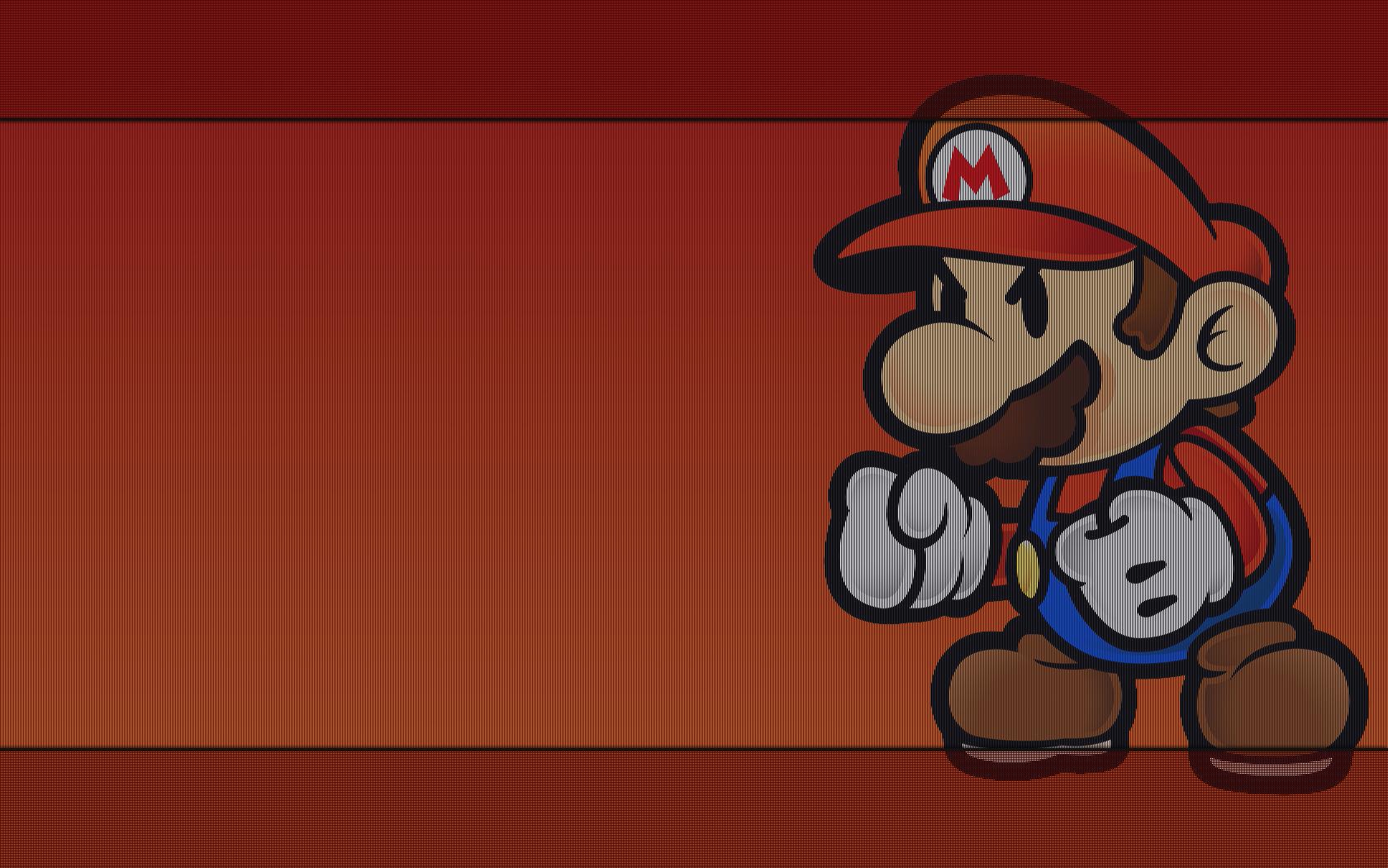 Textura de Mario Bros - 1680x1050