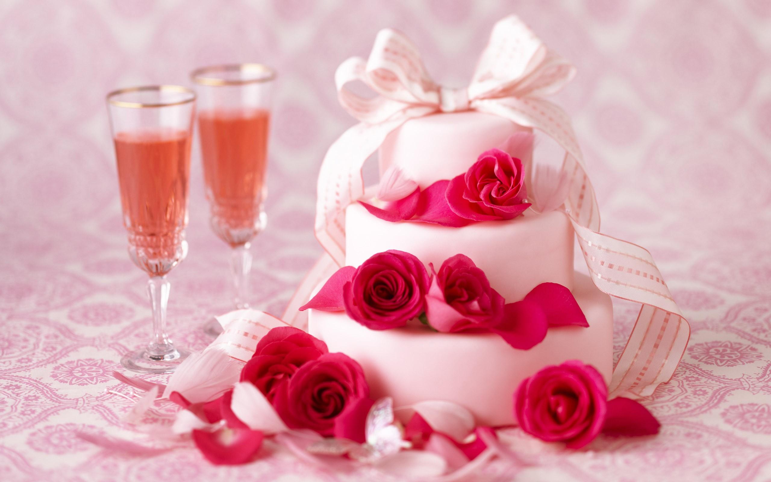 Torta de bodas - 2560x1600
