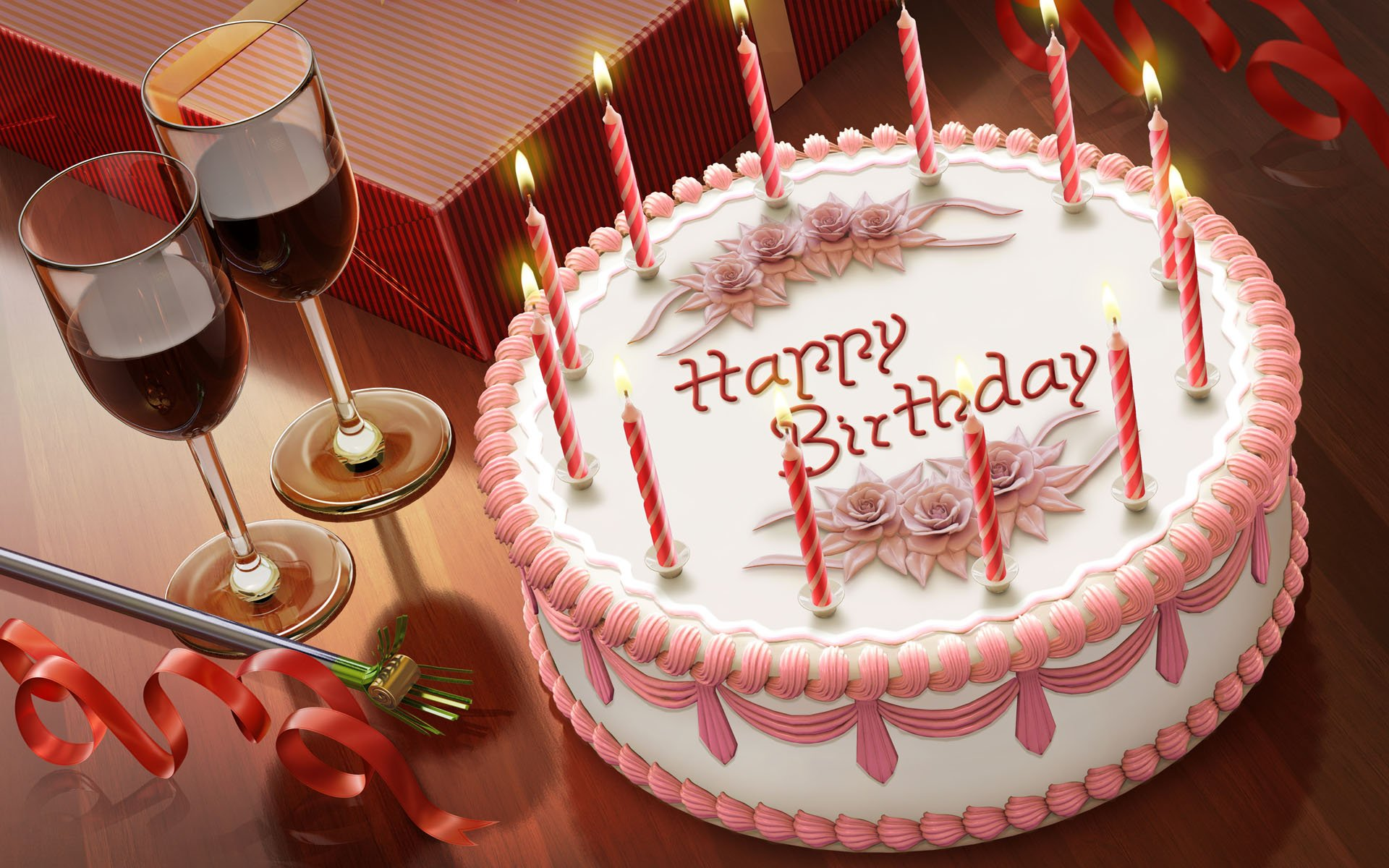 Tortas de cumpleaños - 1920x1200