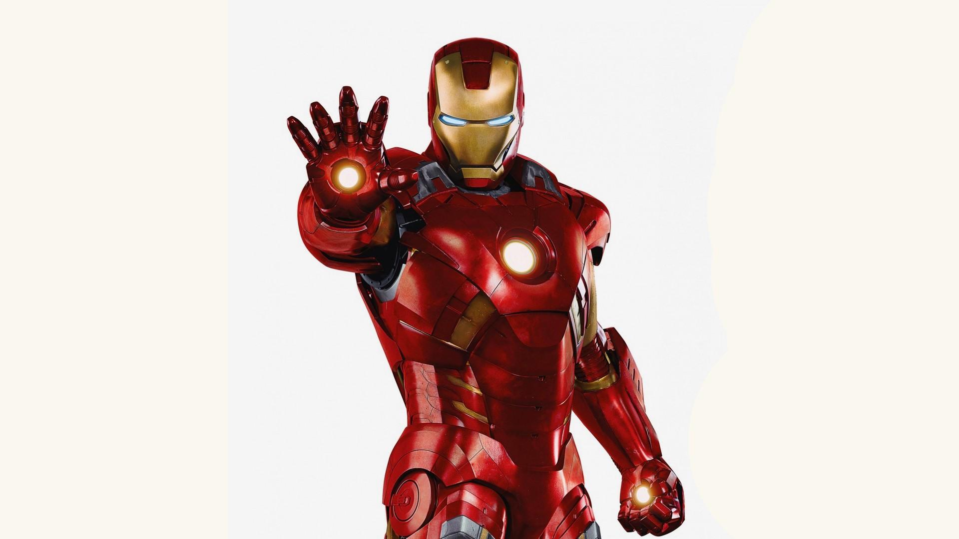 Traje de Iron Man - 1920x1080