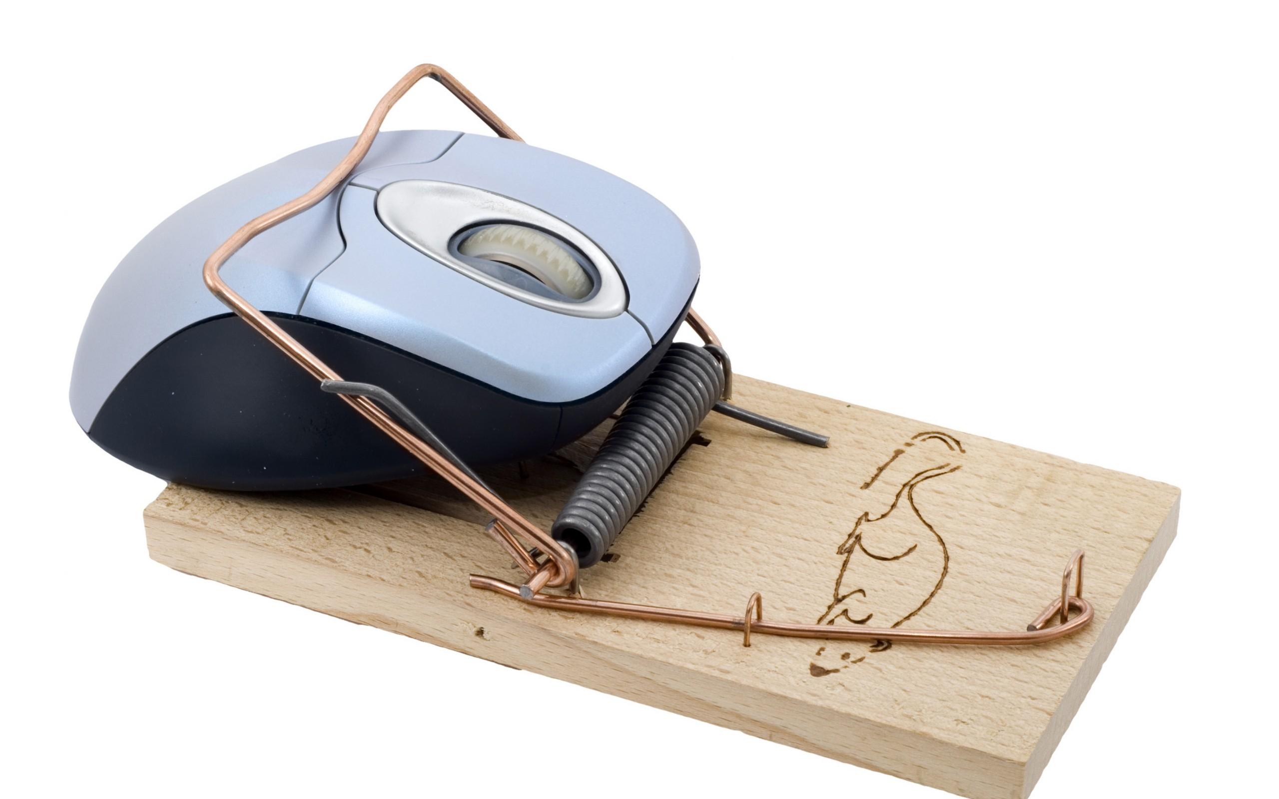Trampa para ratones - 2560x1600