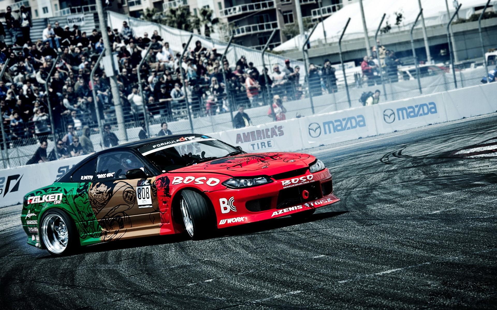 Tunning Nissan Silvia - 1920x1200